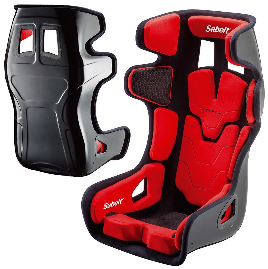 Sabelt レーシングシート GT-PAD